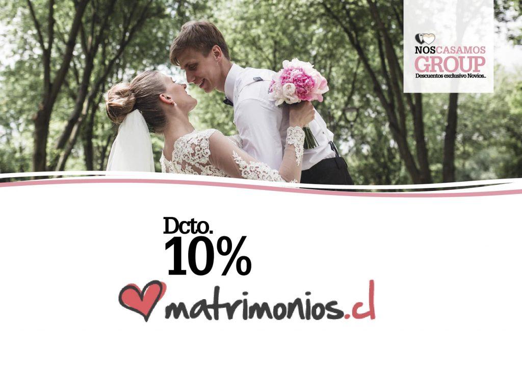 descuento matrimonios.cl