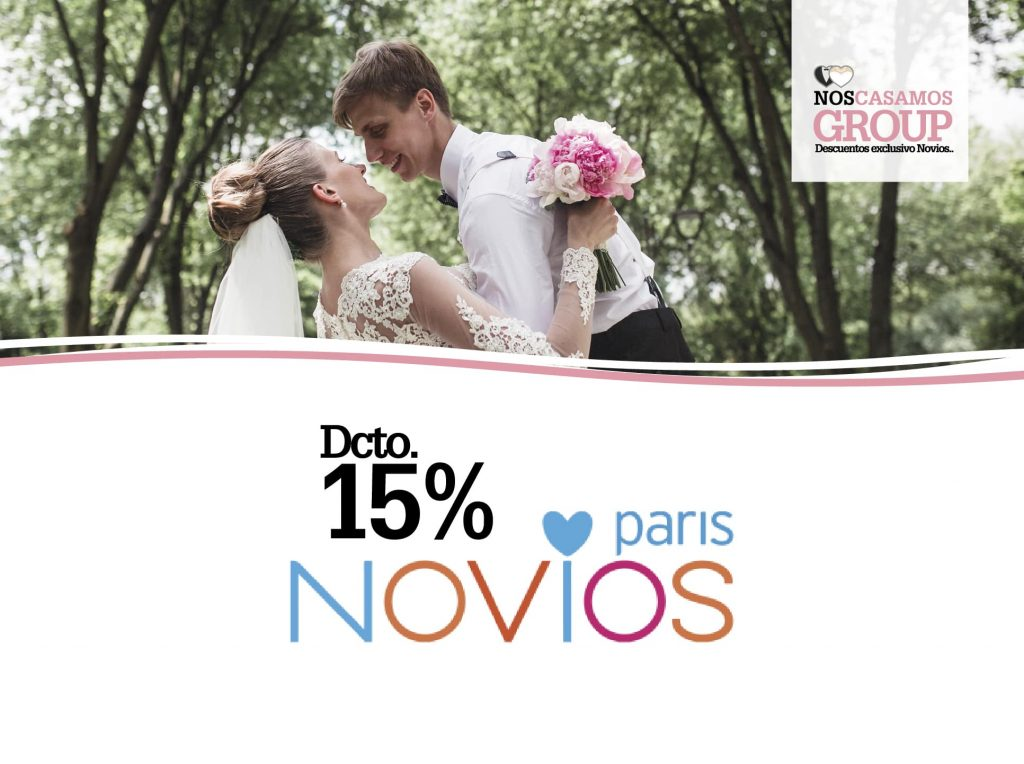 beneficios novios paris